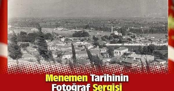 Menemen Tarihi Fotoğrafları Sergisi