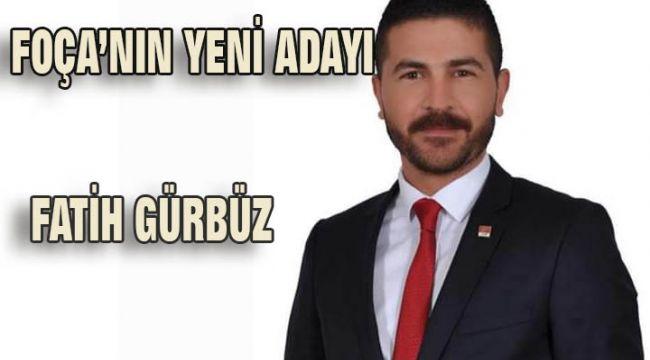CHP nin Foça Belediye Başkan Adayı Belli Oldu