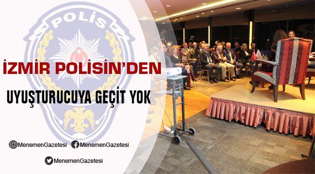 İzmir Polisi Uyuşturucu Tacirlerine Geçit Vermiyor