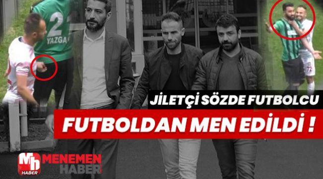Amedspor Oyuncusu Mansur Çalar Ömür Boyu Futboldan Men Cezası Aldı