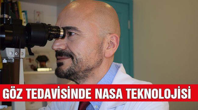Göz Tedavisinde Yeni Teknoloji Artık Türkiye'de