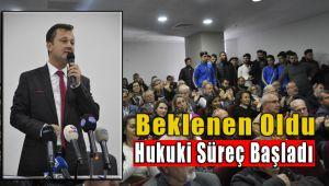 Menemen Belediye Başkanı Serdar Aksoy Tahir Şahin ile ilgili Hukuki Süreci Başlattı