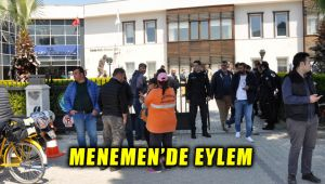Menemen'de Eylem