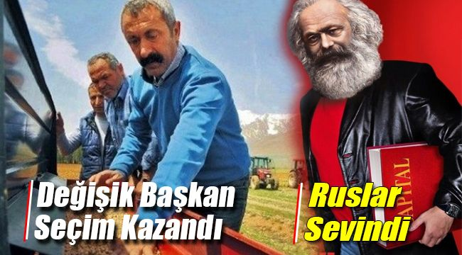 Tunceli'yi Kazanan Fatih Mehmet Maçoğlu Rusları Sevindirdi