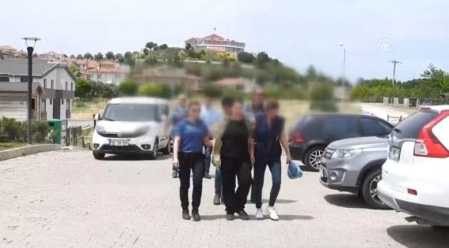 Gasp Girişiminde Bulunan 3 Kişi Polis Tarafından Yakalandı