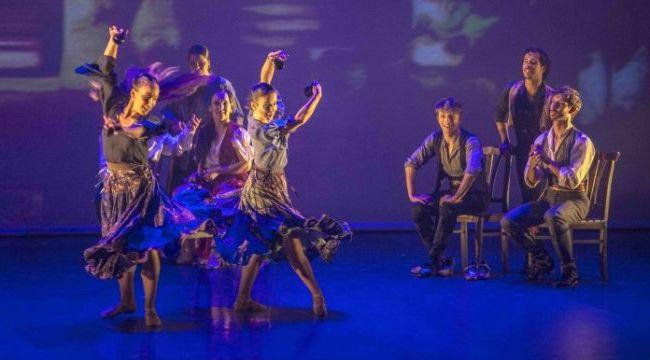 İzmir Festivalde Flamenko Gecesi Yaşandı