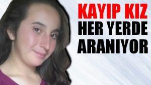 Kayıp Genç Kızdan Hala Haber Yok