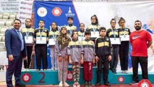 Konya Judo Takımı İzmir'de Şampiyon Oldu