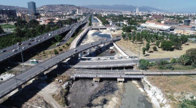 Meles ve Arap Dereleri Temizleniyor