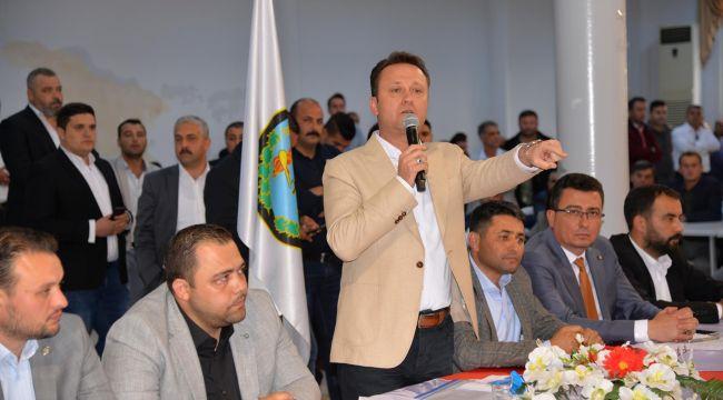 Menemen Belediyesi Görevlendirmeleri Belli Oldu