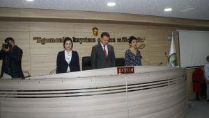 Menemen Belediyesi Mayıs Ayı Olağan Meclis Toplantısı gerçekleştirildi