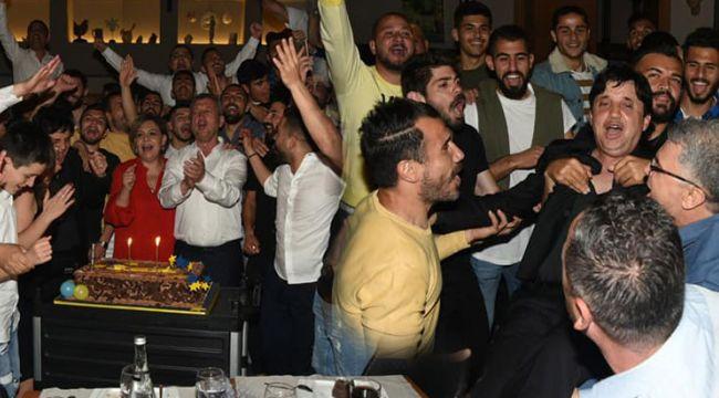 Menemenspor Spor Toto 1.Lig Kutlama Gecesi