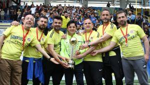 Şampiyon Menemenspor'da Üzücü Ayrılık