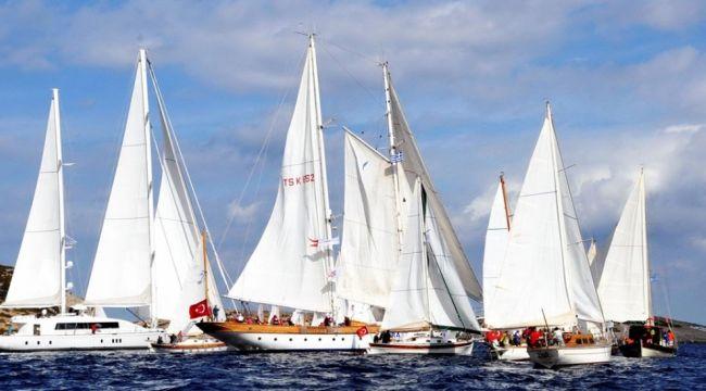 Tanju Okan Anısına Yelkenli Yat Yarışı Düzenlendi