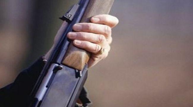 Tartıştığı Eşini Av Tüfeğiyle Vurdu
