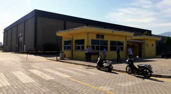 Tire'de Sigara Fabrikasında Patlama Oldu