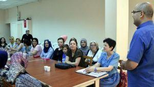 Aliağada Kadın Çiftçiler Projesi İçin İlk Eğitim Verildi