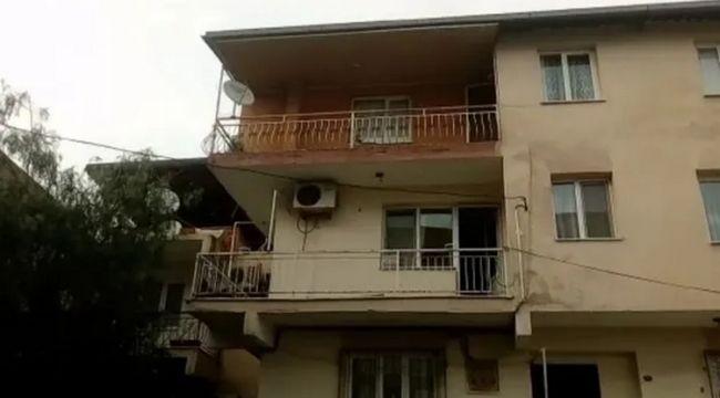 Alt katta oturan abisini pompalı tüfekle vurdu