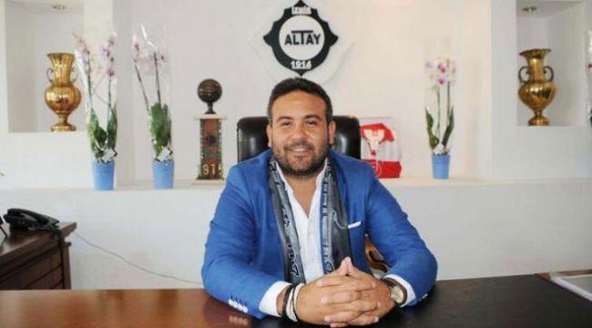 Altay'ın yeni sezonda hedefi Süper Lig