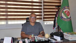 Arif Metin Karagöl; İzmir'in En Değerli Toprağı Menemen Ovası