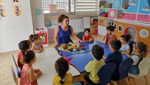 Çiğli Belediyesinden Sağlıklı Beslenme Eğitimi