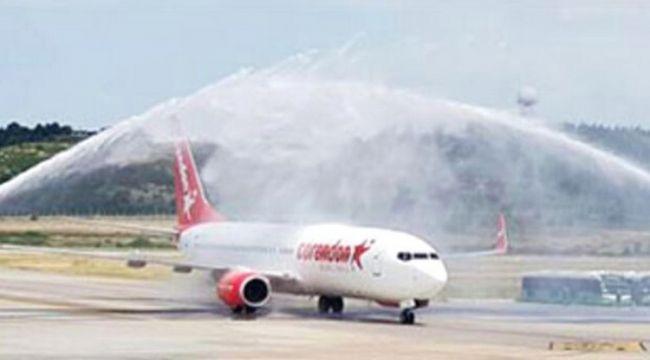 Coredon, Avrupa'dan Direk İzmir Uçuşlarına Başladı