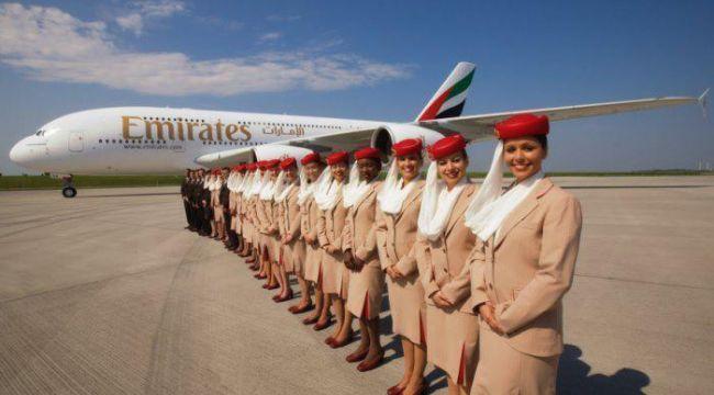 Emirates Havayolları İzmir'de Personel Alacak