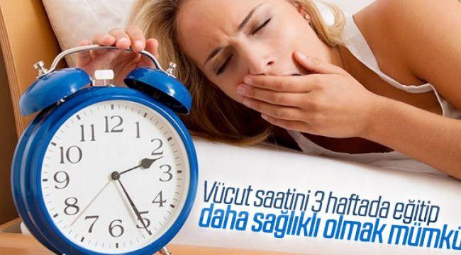 Gece Geç Yatanlar İçin Sabah Daha Formda Uyandıracak Tavsiyeler
