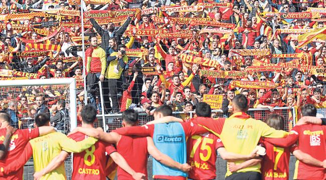 Göztepe'de yeni sezon hazırlıkları devam ediyor