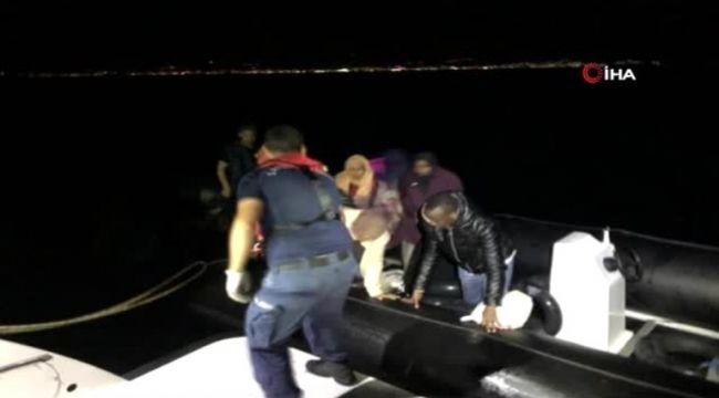 İzmir'de 46'ı Çocuk 170 Düzensiz Göçmen Operasyonla Yakalandı