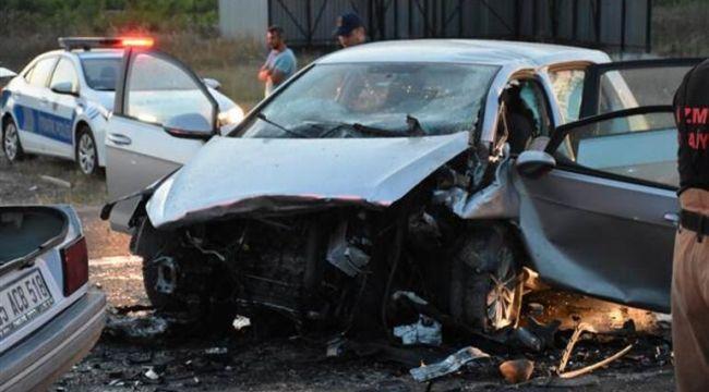 İzmir'de Korkunç Kaza! 2 Ölü ve Yaralılar Var