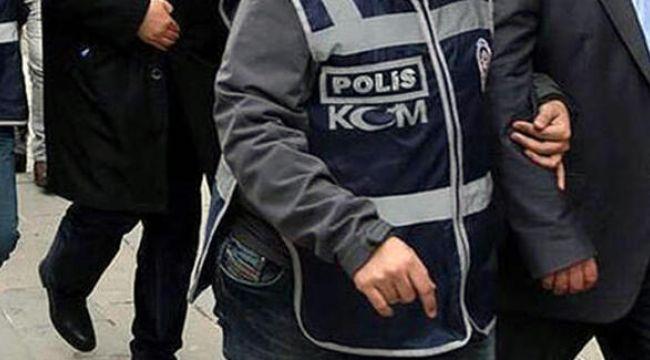 İzmir'de Terör Örgütlerine Yönelik Operasyon