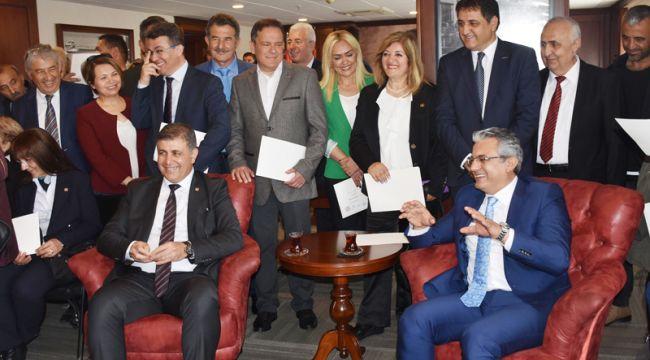 Karşıyaka Belediyesinde Başkan'dan Skandal Karar