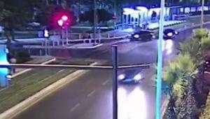 Konak'ta trafik kazası ! 3 Yaralı
