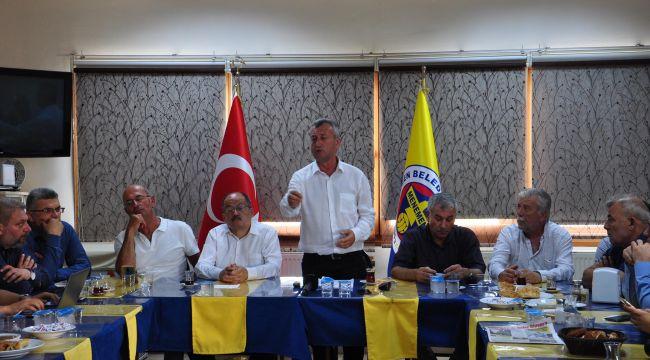 Menemenspor Kulüp Başkanı Tahir Şahin İstifa Ettiğini Duyurdu