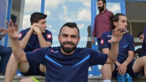 Murat Paluli Göztepe'de