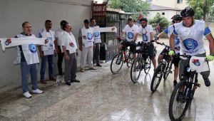 Öğretmene Şiddete Dikkat Çekmek İçin Bisiklet Sürecekler