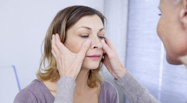 Sinüzit belirtleri ve tedavisi