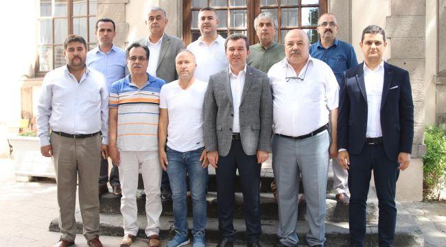Bergama Belediyespor'da Bilir Altay Dönemi