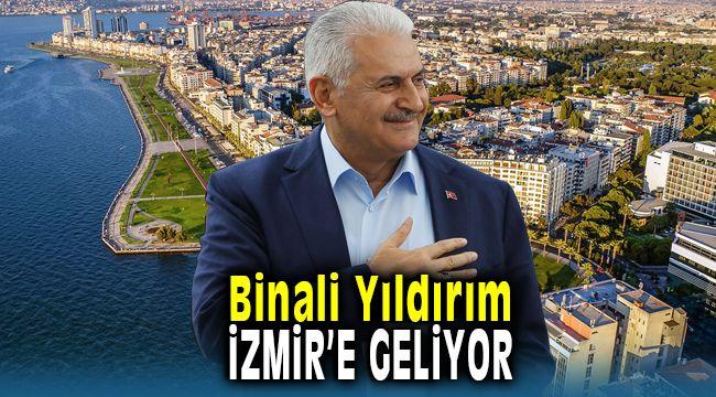 Binali Yıldırım Hastane Açılışları İçin 2 Günlüğüne İzmir'e Geliyor