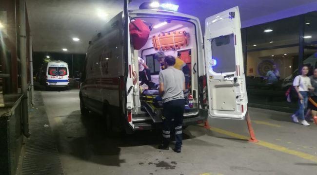 Bornova'da Döner Bıçaklı Kavga