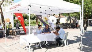 Çiğli Belediyesi Yaptıklarını Vatandaşa soruyor
