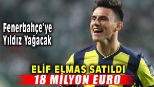 Fenerbahçe Oyuncusu Elif Elmas 18 Milyon Euro Karşılığında Napoli'ye Satıldı