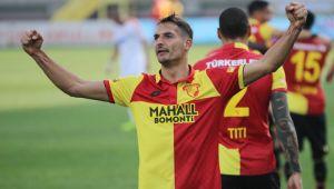Göztepe'nin Yabancı Oyuncuları Milli Takım Formasıyla Başarı Sergiliyor