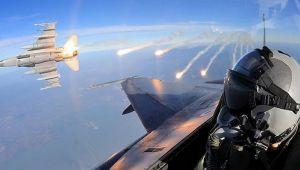 Hava Harekatında 15 PKK'lı Terörist Etkisiz Hale Getirildi