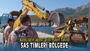 İzmir'de Denizden 2. Dünya Savaşından Kalma Mayın Çıktı
