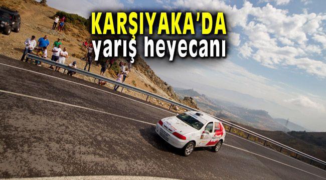 Karşıyaka'da İMOK Tırmanma Yarışına Yoğun İlgi