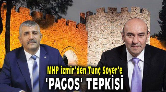 MHP İzmir İl Başkanı Veysel Şahin'den, Tunç Soyer'e Atatürk'ün İzmir'ini Tanımıyor