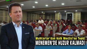 Muhtarlardan Tepki; Belediye Başkanı Serdar Aksoy Bizi Hiçe Sayıyor