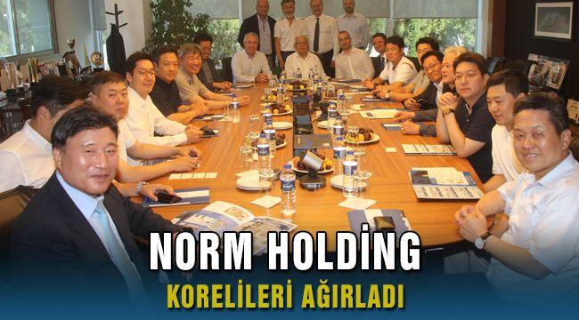 Norm Holding Korelileri Ağırladı